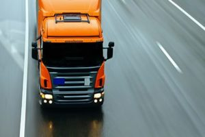 Truck on the road | Trucking Safety Practices to be Studied by the ATA