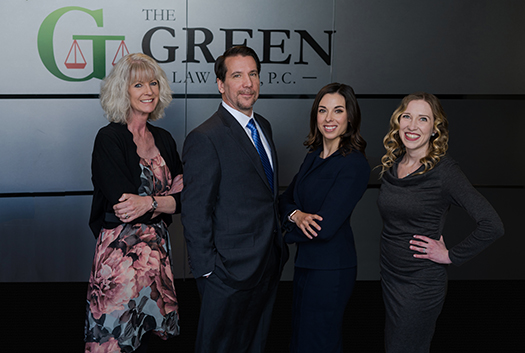 About Colorado Springs The Green Law Firm, P.C.