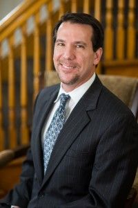 Greg Green founding attorney of the colorado springs personal injury law firm the green law firm, p.c.