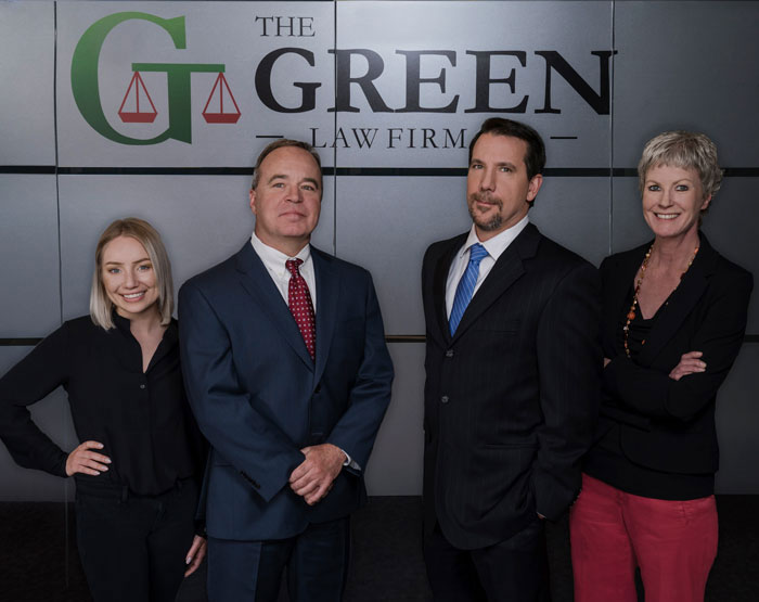 The Colorado Springs Car Accident Attorneys of the Green Law Firm, P.C.